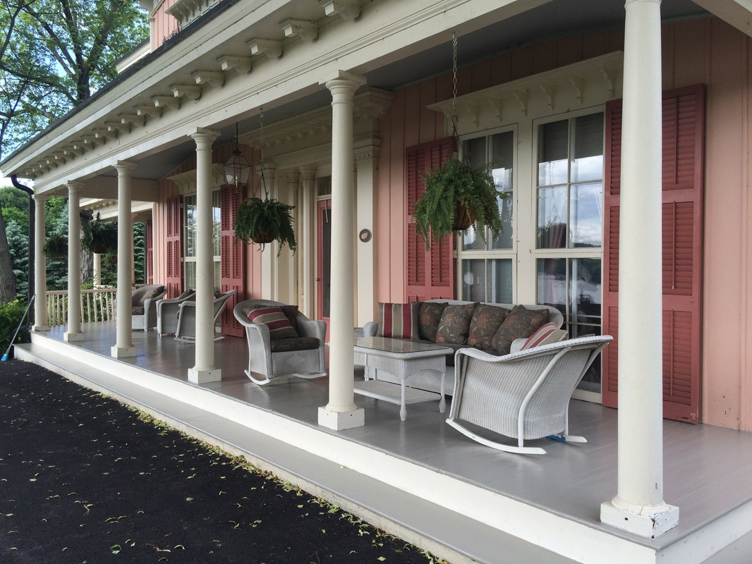 Porch Painting /  Refinishing